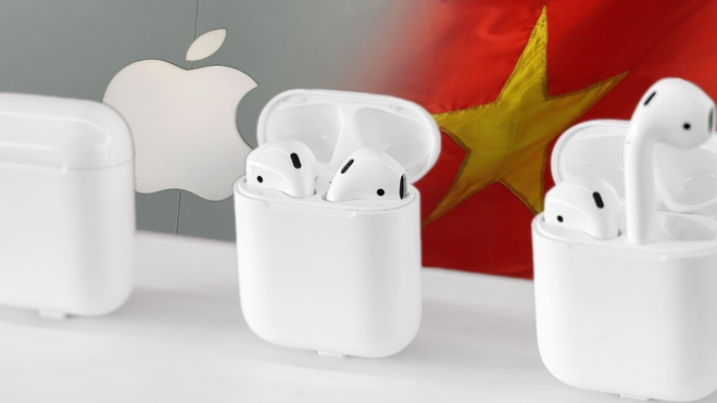 Hang san xuat AirPods tai Viet Nam co the tro thanh Foxconn moi hinh anh 1 Huawei_AFP.jpg